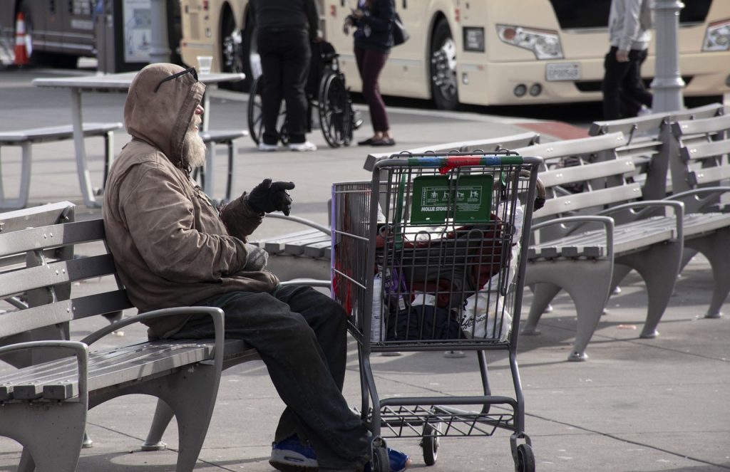 people, homeless, usa